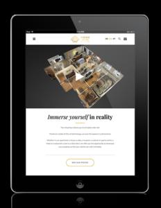li-no design - portfolio web design