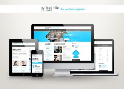 Hachette – o portal de informação digital