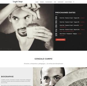 Gonzalocampo - website