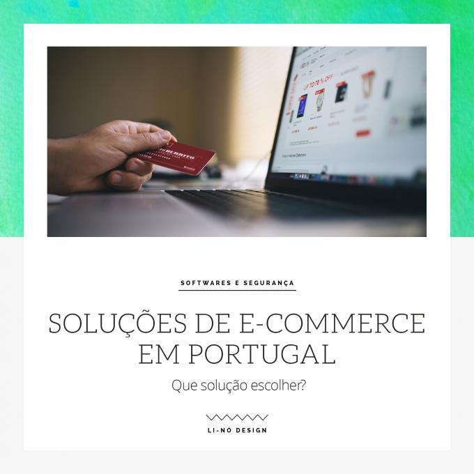 soluções de e-commerce em portugal