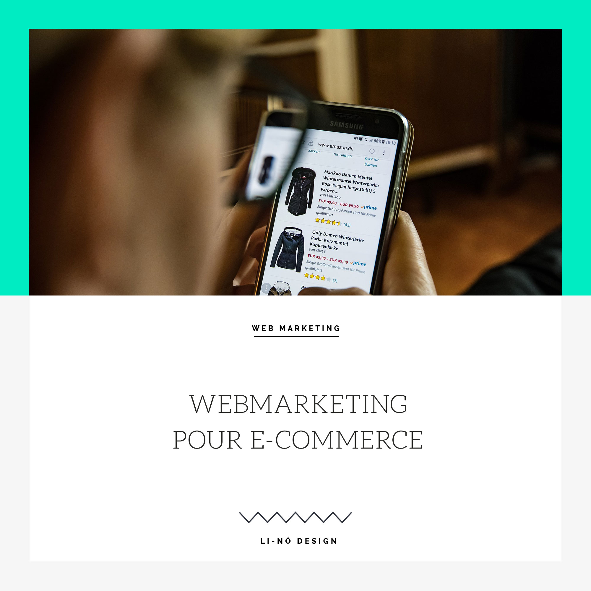 Webmarketing pour E-commerce
