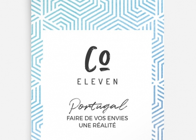Co Eleven – identité visuelle design