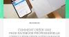 Comment créer une page Facebook professionelle – Conseils pour gérer votre Fan Page