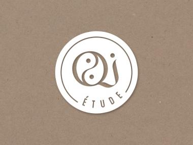 Qi-étude Logotype