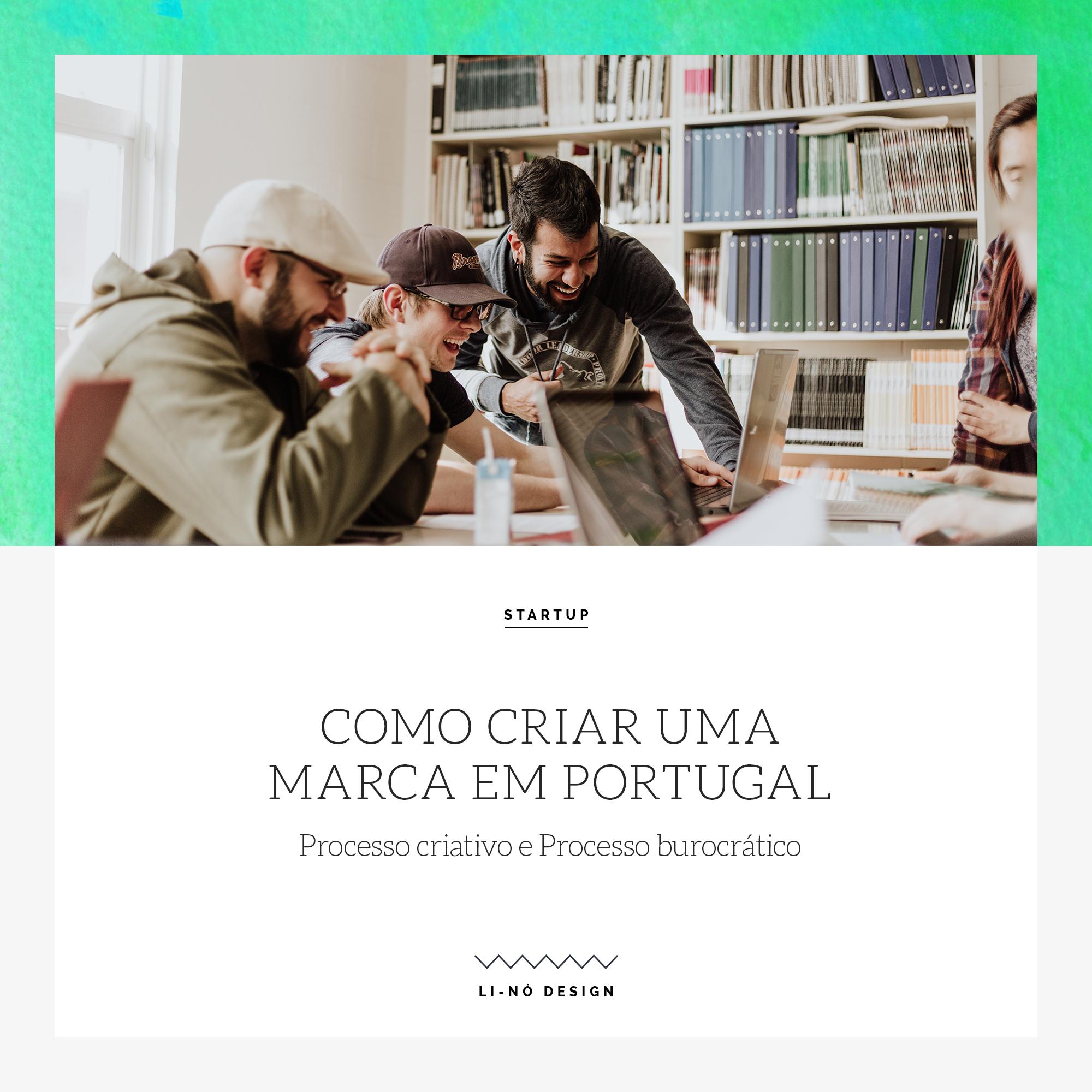 criar uma marca em portugal