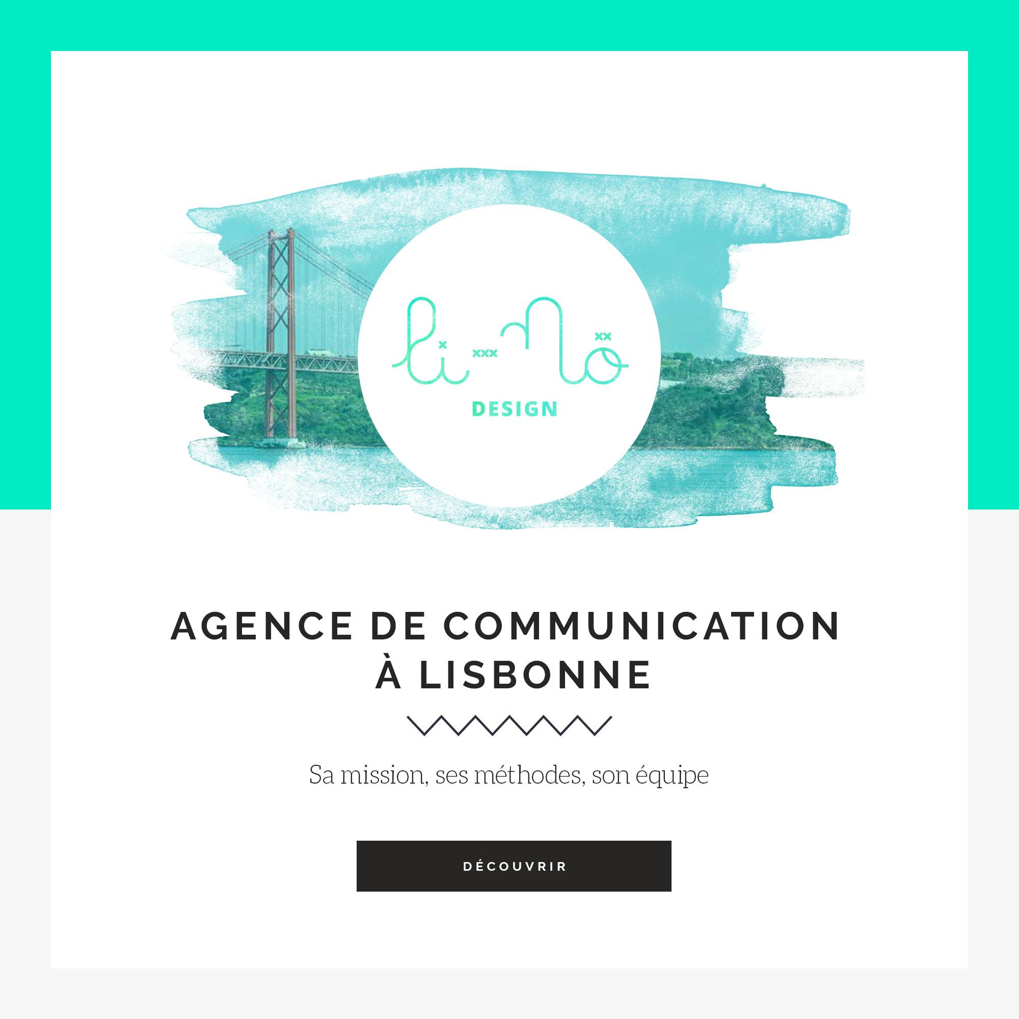 agence de communication à Lisbonne