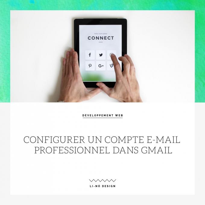 Comment configurer un compte e-mail professionnel dans Gmail, rendre votre entreprise crédible et rester en contact avec vos clients.