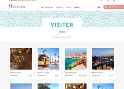 Site Web Co-Eleven