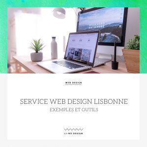 service web design lisbonne