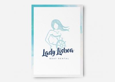 Lady Lisboa, identidade visual