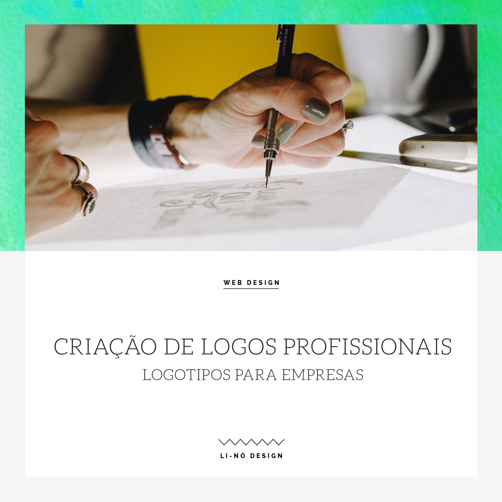 Criação de logos profissionais