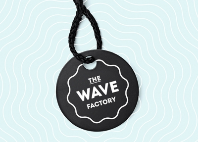The Wave Factory – Identité visuelle