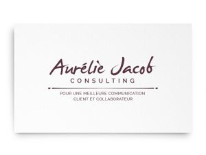 logo Aurélie Jacob Consulting