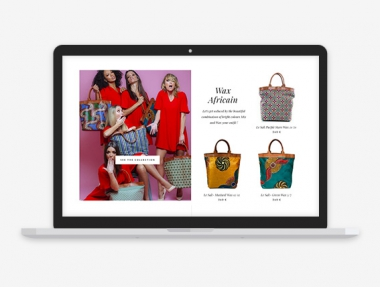 One32, E-commerce Website