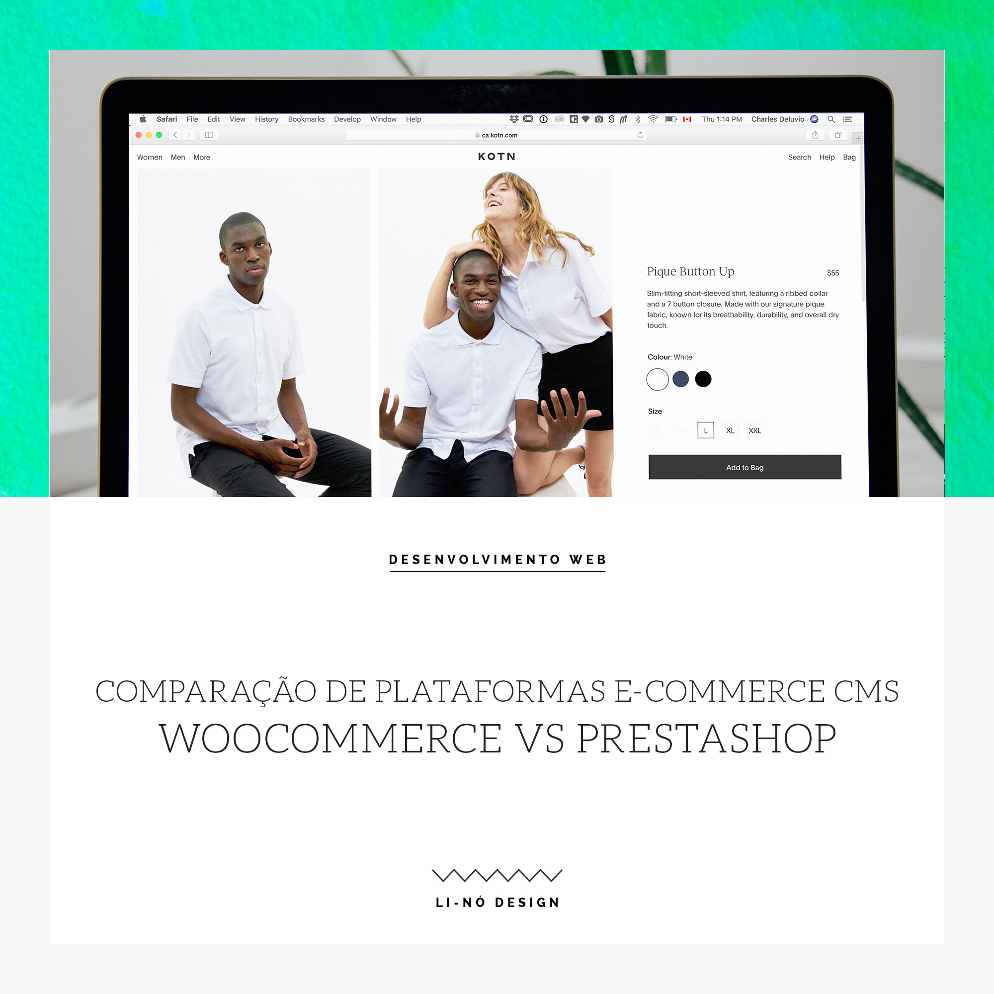 plataformas E-Commerce