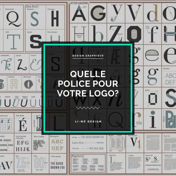 police d'écriture pour votre logo
