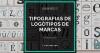 Tipografias de logótipos de marcas