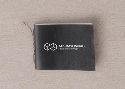 Criação de logotipo ADS Rayonnage