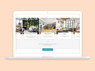 Create a Landing Page, Work Different