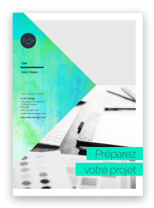 Li-Nó Design - Questionnaire pour préparer son projet de communication