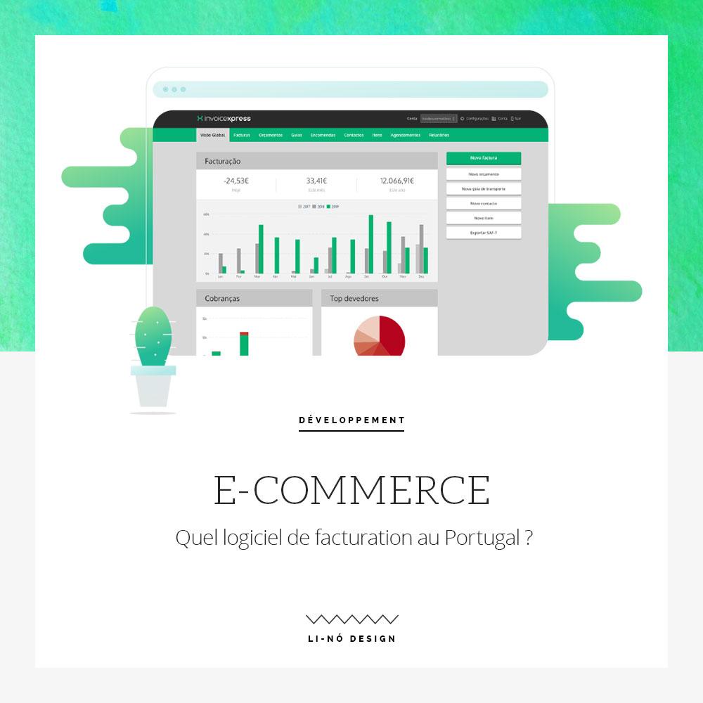 Quel logiciel de facturation pour un site e-commerce au Portugal - Li-Nó Design