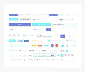 Le coût du Web Design UI Design