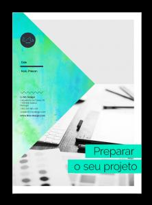 Li-Nó Design - questionário para prepare o seu projeto de comunicação