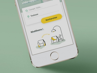 Izidore – Application Design