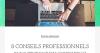 8 conseils professionnels pour un web design de site e-commerce efficace
